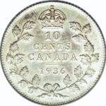 1936 Dot 10-Cents