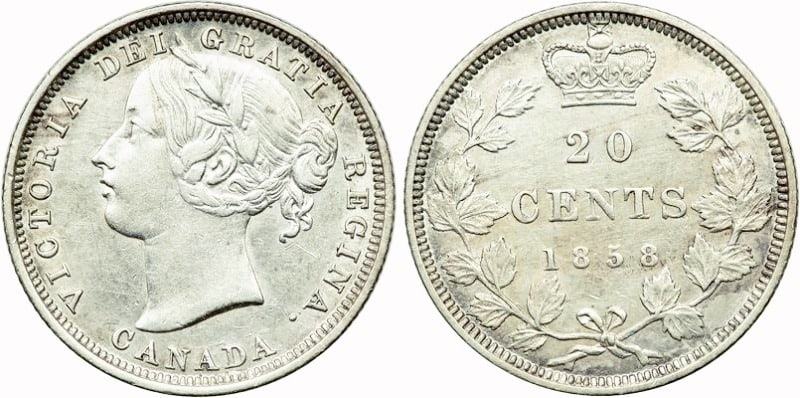 20-cent coin Canada
